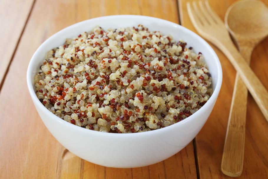 Quinoa: bienfaits santé et inconvénients