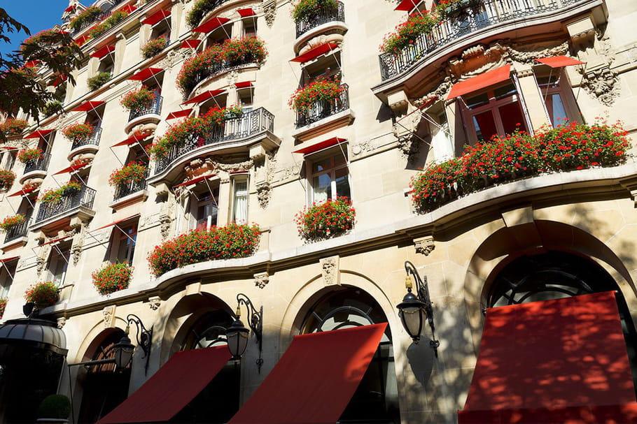 Les hôtels d'exception distingués Palace en France