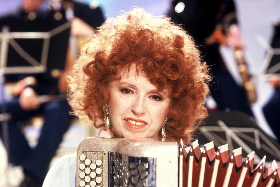 Mort d'Yvette Horner, reine des cœurs et de l'accordéon