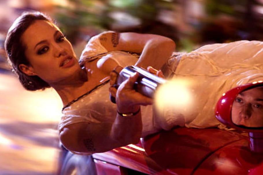 Plateau télé : Brad Pitt, Kevin Spacey et Angelina Jolie font leur cinéma