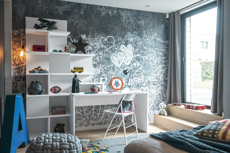 bureau composer tactil de gautier. Black Bedroom Furniture Sets. Home Design Ideas