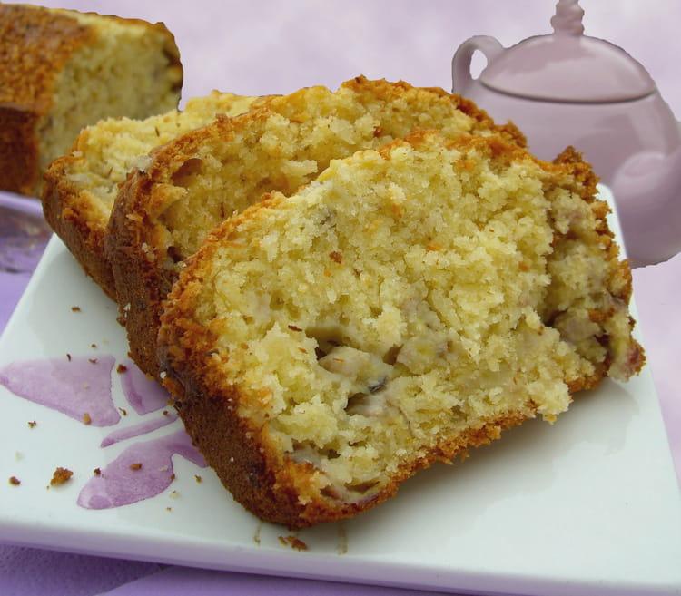 Cake Noix De Coco Banane