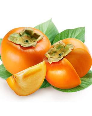 Coloriage Fruit Kaki.Le Kaki Pour Eliminer En Douceur