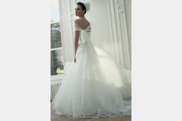 Robe de mariée Bergamotte