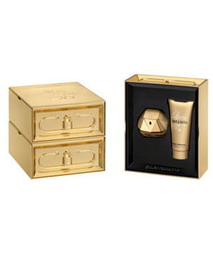 coffret lady million de paco rabanne