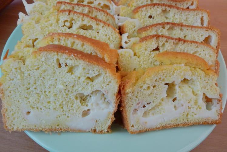 Cake au maroilles