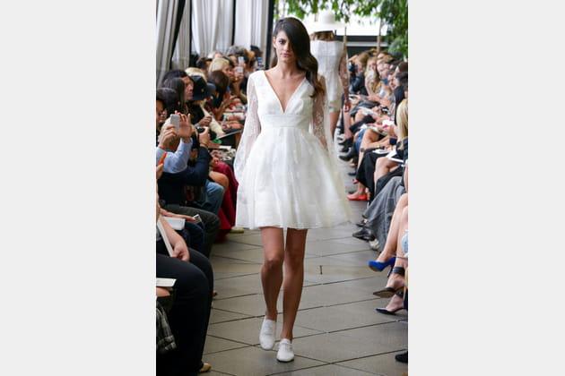 La robe courte Delphine Manivet