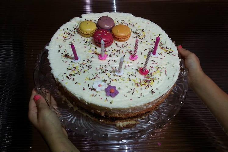 Gâteau Délicieux poire chocolat
