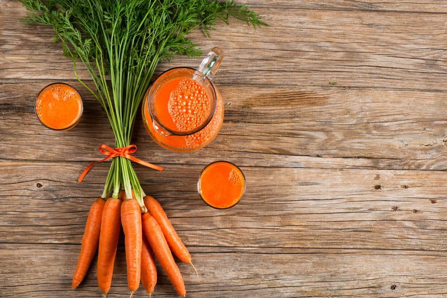 Comment faire cuire des carottes?