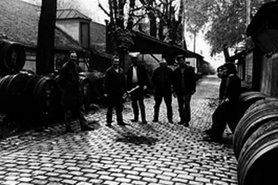 Robert Doisneau s'invite à Bercy