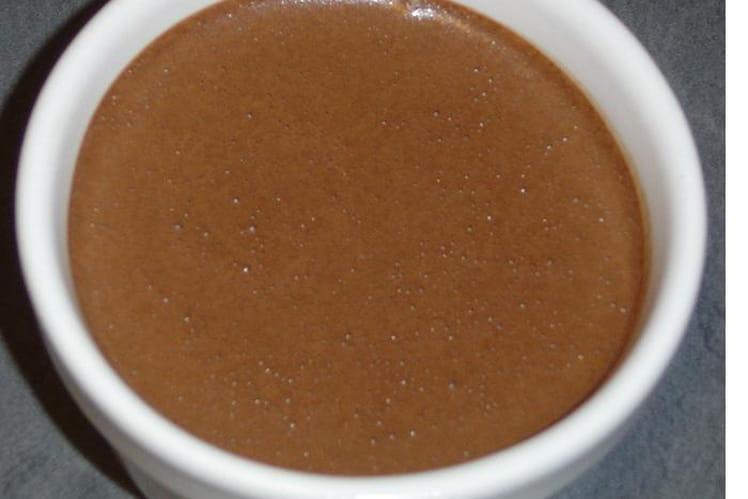 Crème au chocolat et épices