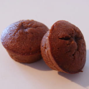 muffins aux marrons