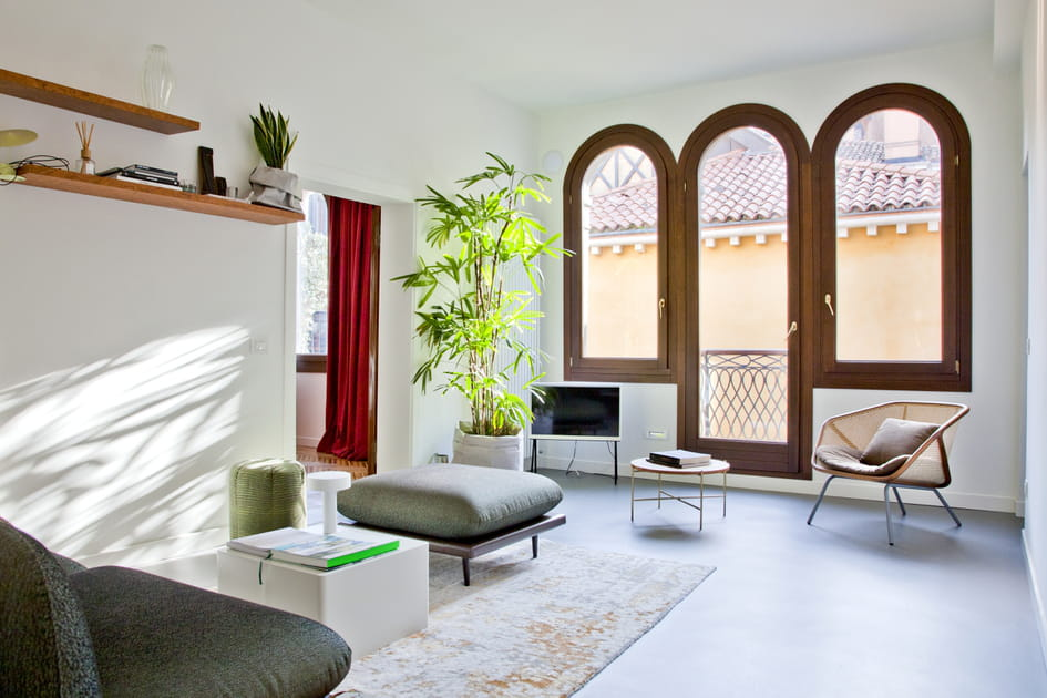 Esprit jungle design à Venise!
