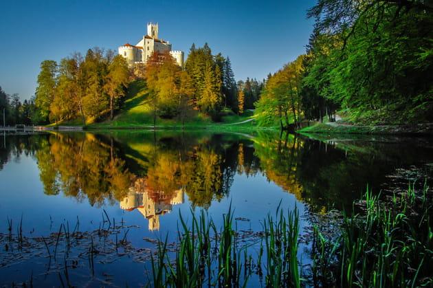 La région de Zagreb en Croatie: escapade au paradis