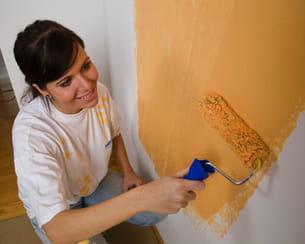 la peinture n'est pas l'activité favorite des lectrices