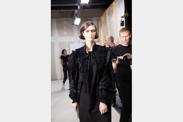 Dries Van Noten (Backstage) - photo 80