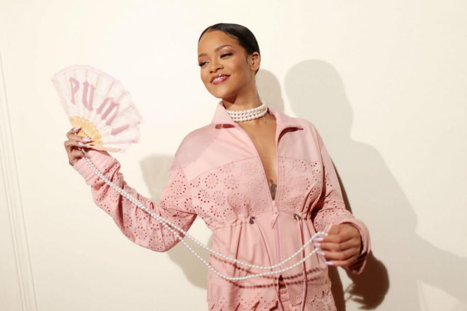 Défilé Fenty Puma by Rihanna, Marie-Antoinette descend dans la rue