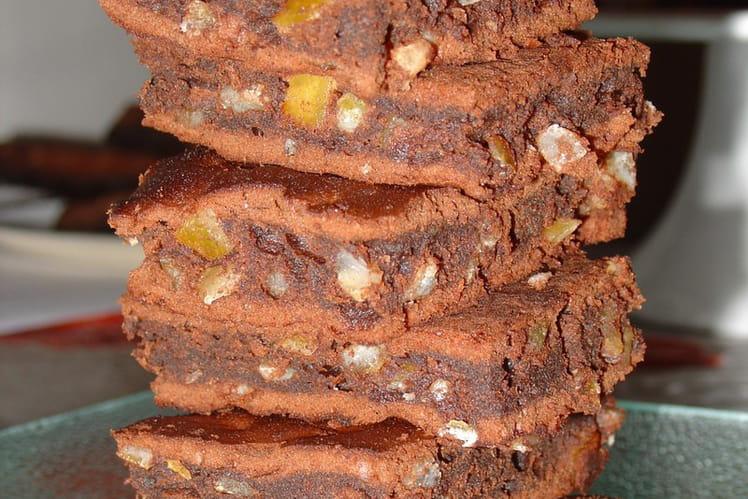 Brownie orangisiaque
