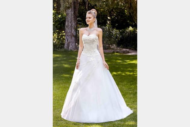 Robe de mariée Malice de Point Mariage