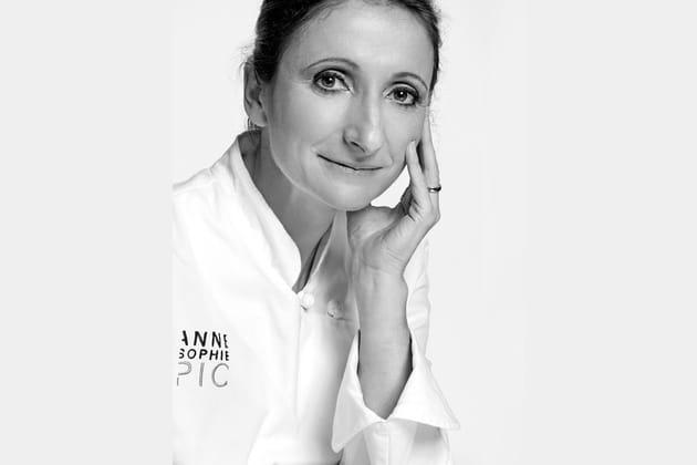 Anne-Sophie Pic, l'as des fourneaux