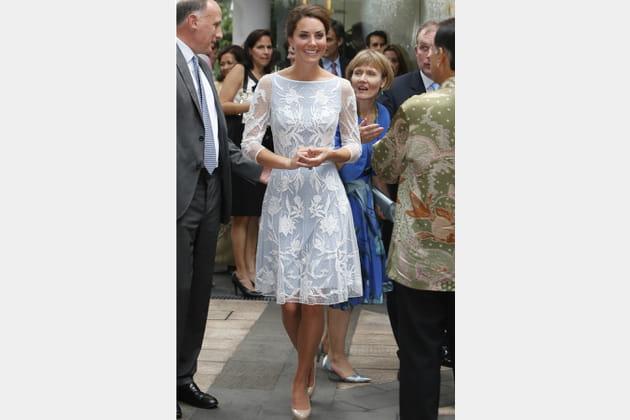 Kate Middleton le 14septembre 2012