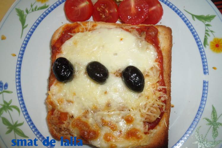 Pizza rapidos
