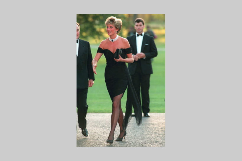 Cinq looks phares de Lady Diana
