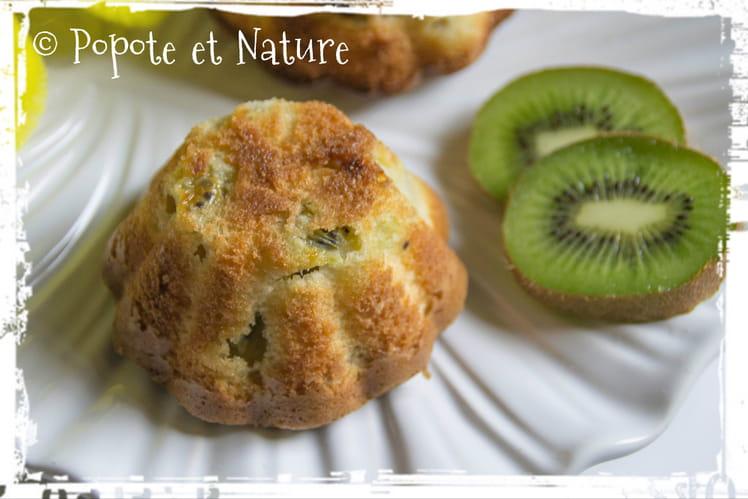 Moelleux kiwi banane