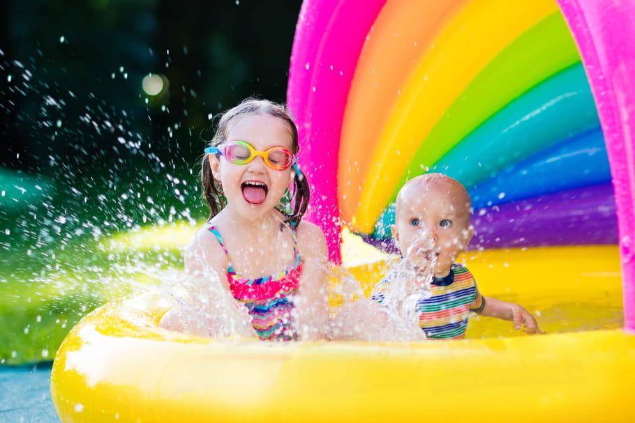 Meilleures piscines gonflables: notre sélection estivale