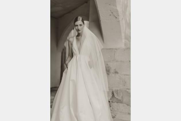 Robe de mariée Grande Dame, Victoire Vermeulen
