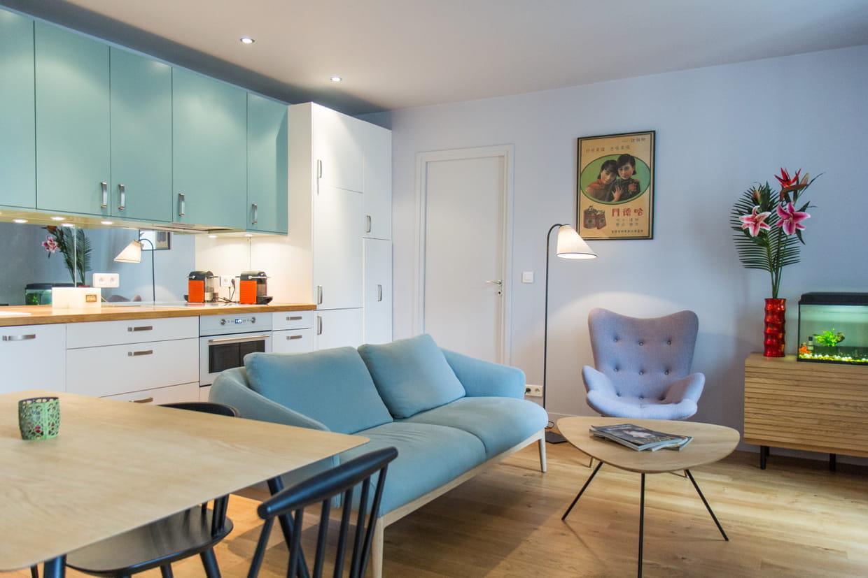 Harmonie de couleurs - Amenagement petite surface appartement ...