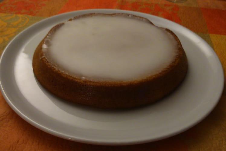 Gâteau à la crème de marron