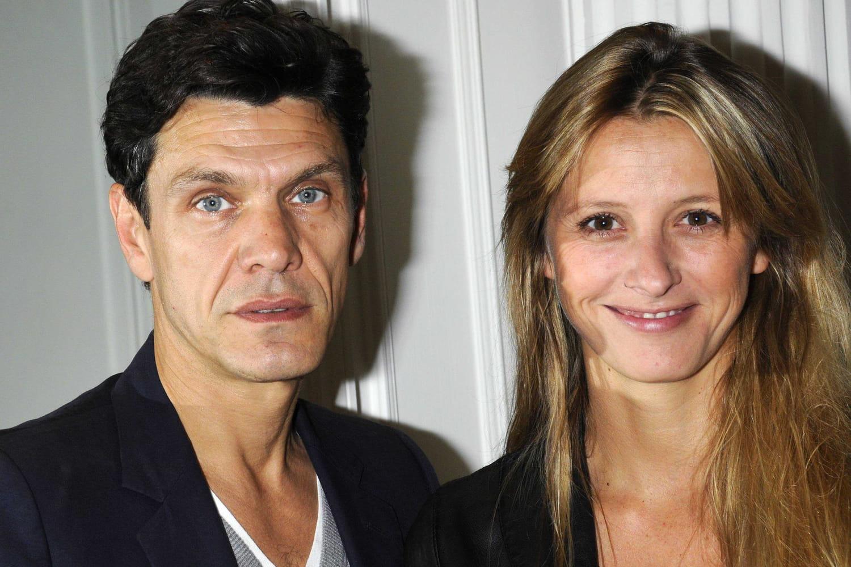 """Sarah Poniatowski, divorcée de Marc Lavoine et """"amoureuse"""""""