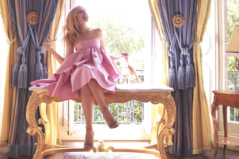 Vous allez bientôt pouvoir acheter les vins de Kylie Minogue
