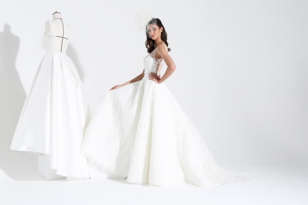 Robe de mariée Fandango, Cymbeline