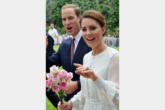 Kate enceinte en Malaisie?