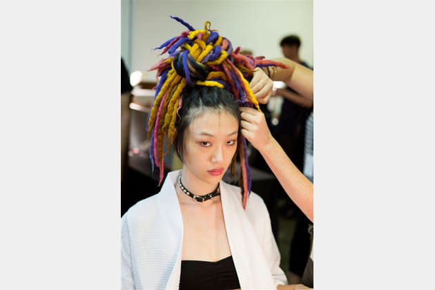 Marc Jacobs (Backstage) - photo 8