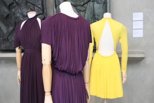 Des robes pour vestales modernes