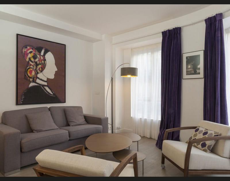 Avant-après : un studio parisien aux belles courbes