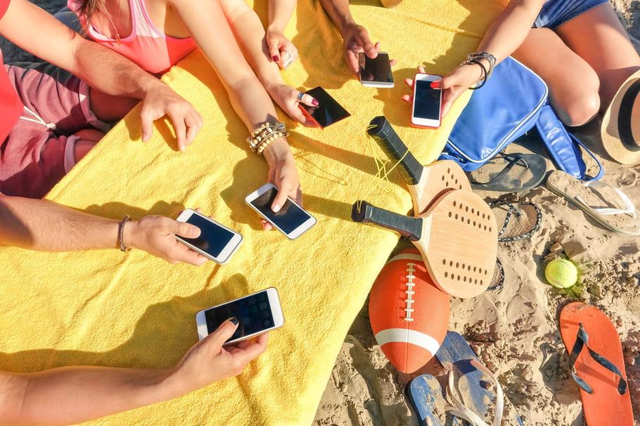 Pour les vacances, faites une digital detox en famille!