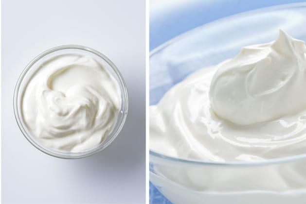Crème fraîche ou fromage blanc?