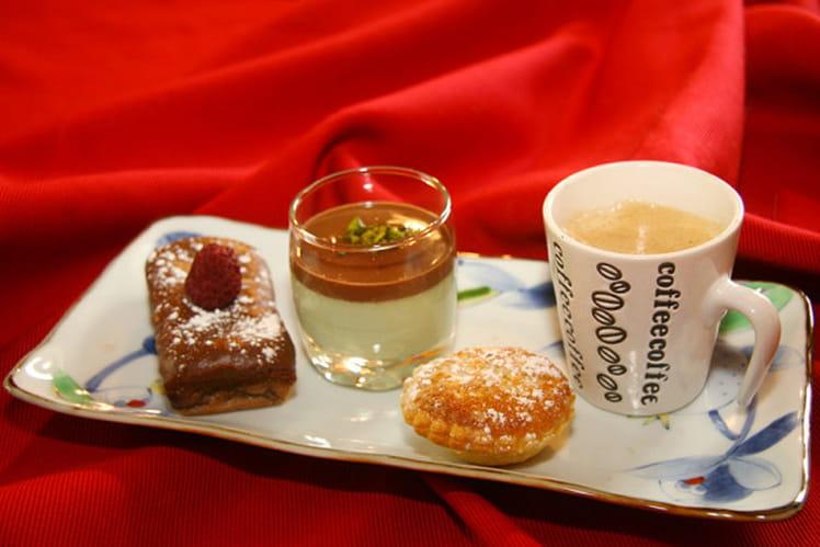 Café (extra) gourmand