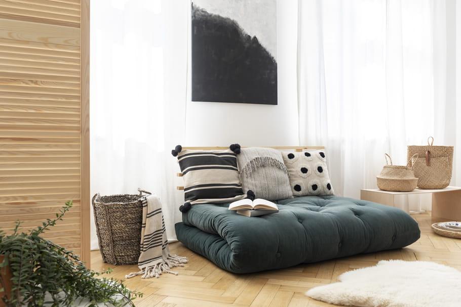Comment choisir un matelas futon? Pliable ou non, prix, dimensions