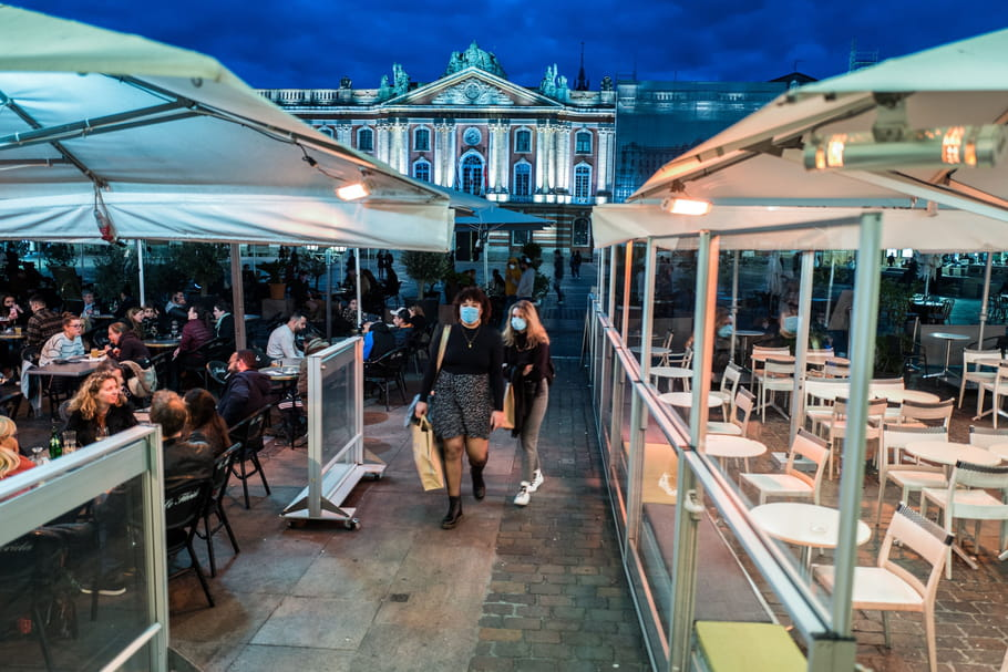 Nouveau protocole sanitaire au restaurant: dans quelles villes de France?