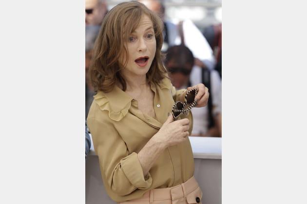 Mais qu'a donc vu Isabelle Huppert ?