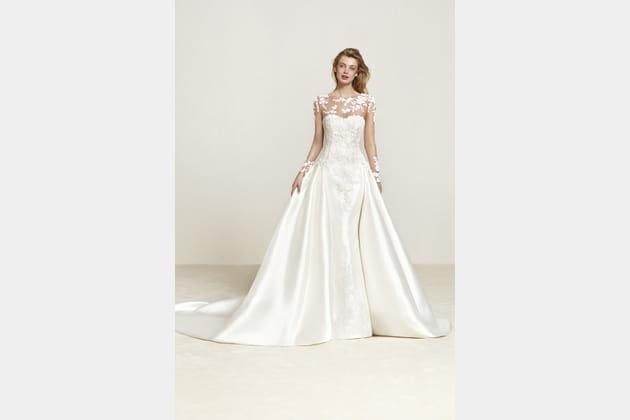 Robe de mariée Draline de Pronovias