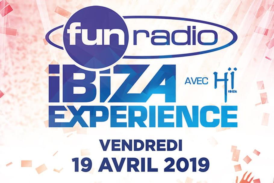 Fun Radio Ibiza Experience: rendez-vous le 19avril avec les meilleurs DJ's