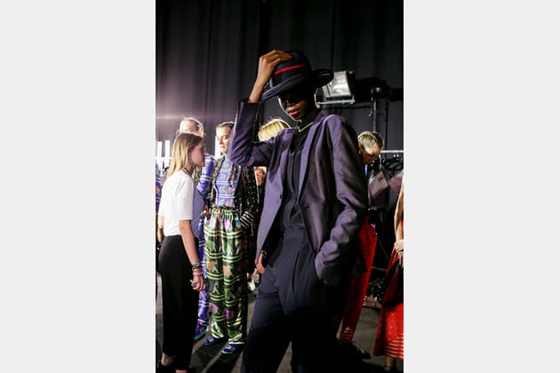 Emporio Armani (Backstage) - photo 14