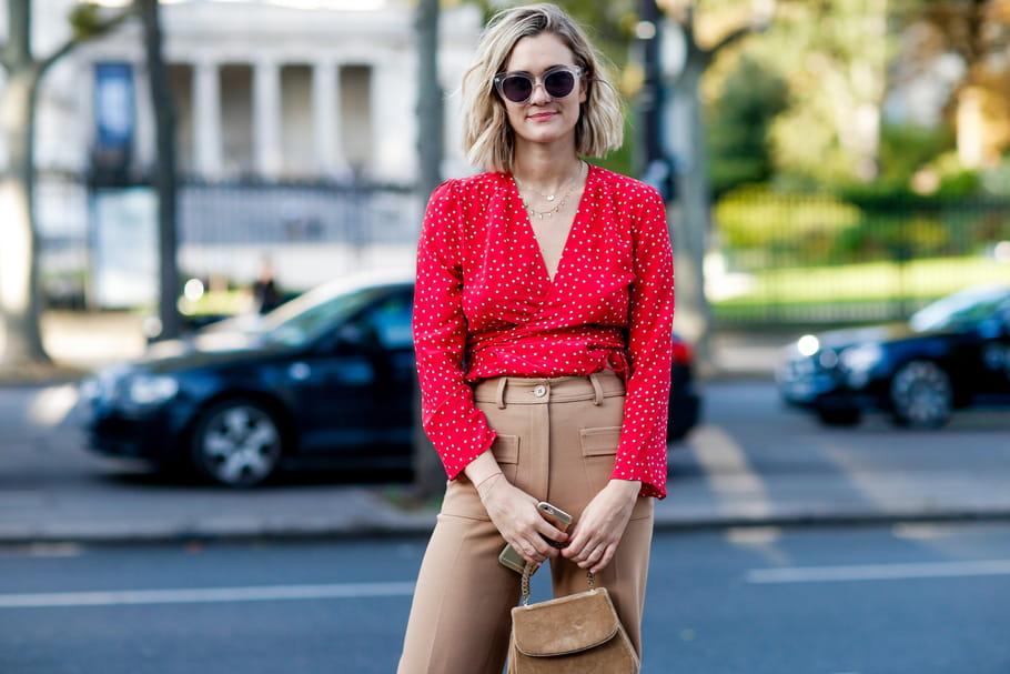Le look blogueuse de la semaine: Adenorah à la fashion week de Paris