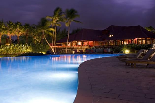 Le Cap Est Lagoon Resort, hôtel 5 étoiles raffiné